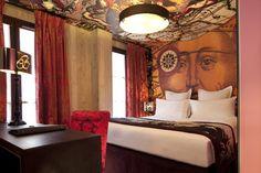 Hotel Le Bellechasse, Parigi, 2007