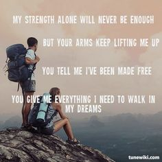 11 best you raise me up images on pinterest goddesses my life lyricart for free by dara maclean fandeluxe Gallery