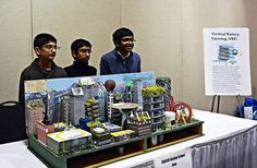 """Vaikunthaville! won 5 special awards! Congratulations to Iskcon Detroit Sunday School kids for winning 2nd place at the Future City Competition held at the Suburban Showplace in Novi. These youth..."