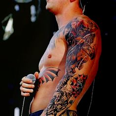 m shadows tattoos - photo #17