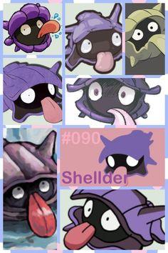 My creation: Shellder