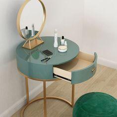 Dining Furniture, Bedroom Furniture, Home Furniture, Furniture Design, Deco Furniture, Dining Chairs, Dressing Table Design, Dressing Table With Stool, Dressing Tables