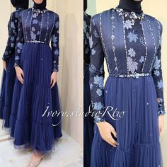 Batik Fashion, Abaya Fashion, Girls Dresses, Prom Dresses, Formal Dresses, Jumpsuit Hijab, Dress Muslimah, Dress Pesta, Muslim Dress