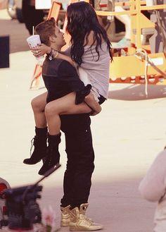 Justin Bieber and Selena Gomez miss them :(