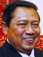 Susilo Bambang Yudhoyono. Presidente de Indonesia (2004 - 2014)