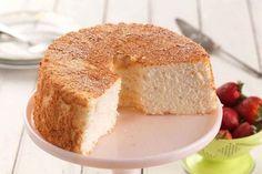 Traditional Angel Food Cake Recipe