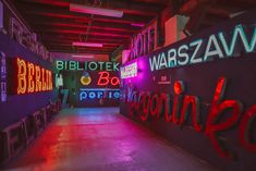 Is Warsaw worth visiting - Neon muesum Places Worth Visiting, Poland Travel, Warsaw Poland, Celebrity Travel, World Cities, Photo Diary, Italy Vacation, Krakow, Honeymoon Destinations