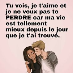 Hope Love, Real Love, Just Love, French Words, French Quotes, Relationship Advice Quotes, Relationship Goals, Best Quotes, Love Quotes