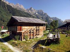 Old Austrian Farm Building