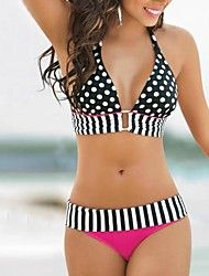 Women's Sexy Summer Stripe Fringe Dotted Triangle Bikini Bathing Suit Swimwear. Get surprising discounts up to 70% Off at Light in the Box with Coupons and Promo Codes.