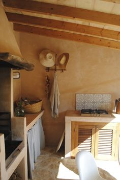 Our outdoor kitchen in Fornalutx! www.fornalutx.se
