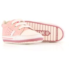 Shoesme babyproof veter rosa white meisjes schoenen | SHOESME ZOMERCOLLECTIE 2018    #Shoesme #babyshoes #babyschoentjes #baby #babyproof #shoes #schoentjes #zomercollectie2018