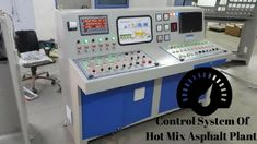 Hot mix asphalt plant control system is easy to operate, highly capable, has enhanced production data administration, etc. Here you will be able to learn about the 3 categories in the control system.