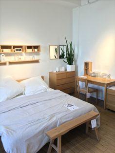 Muji bedroom                                                                                                                                                                                 More