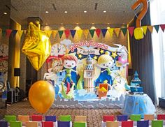 """Peter Pan / Birthday """"Twin 'Take me to Neverland' 1st Birthday party""""   Catch My Party"""