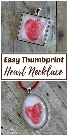 Easy Thumbprint Hear