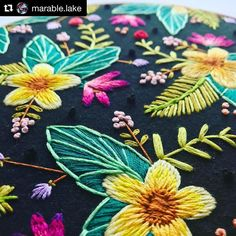 @marable.lake #needlework #handembroidery #ricamo #bordado #broderie #embroidery