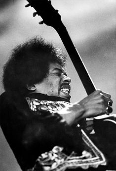 King of Blues Rock. JIMI HENDRIX 1942 - 1970 (The greatest electric guitarist in music history)