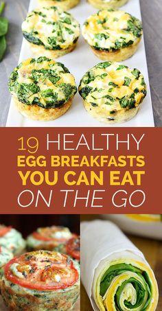 19 leckere proteinreiche Mahlzeiten für zuhause und unterwegs