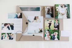 the modern minimalist edition of the wedding welcome packet is here! | Design Aglow