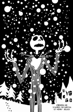 What's This? by ~CROMOU - Jack Skellington - The Nightmare Before Christmas