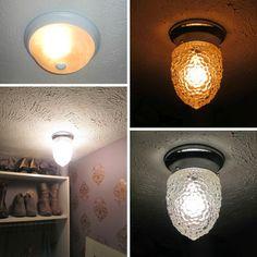 Antique Fluorescent Light Fixtures | Light Fixtures | Pinterest ...
