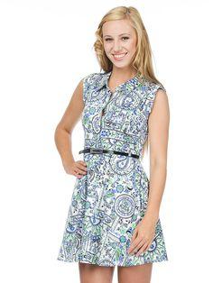 Sukienka w orientalne wzory, idealna na lato, przewiewna i wygodna. Morgan 199 PLN #sale #limango #zakupy #okazja #wyprzedaż