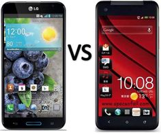 Compare LG Optimus G Pro vs HTC Butterfly