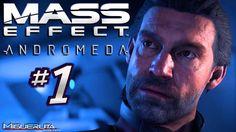 MASS EFFECT ANDROMEDA Gameplay Walkthrough #1   PC PS4 Xbox One https://youtu.be/BNTeb_mZWJw