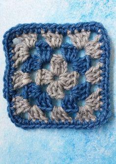 Granny Square Crochet Pattern, Crochet Patterns, Blanket, Opi, Crochet Pattern, Blankets, Crochet Tutorials, Cover, Comforters