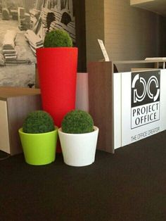 Otium Design - kantoorbeplanting / interieurbeplanting