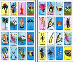 Loteria Mexicana Cartas Para Imprimir Loteria Cards, Bingo, Veronica, Chalupa, Nails, Nostalgia, Decor Ideas, Pink, Mariana