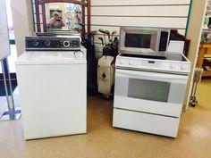 Washer $150 & Dryer $100