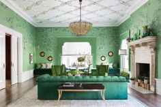 Room by designer Jonathan Rachman at the 2017 San Francisco Decorator's Showhouse