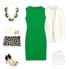What to Wear: Church Ceremony and Reception