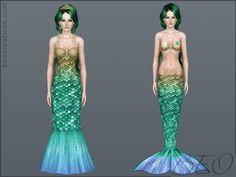 BEO CREATIONS: Sea princess