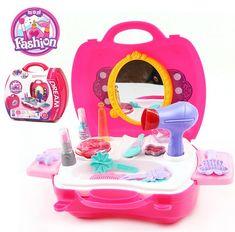 Children's Makeup Sets Kits Pretend Play Educational Habitat Kits Preschool Toys