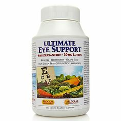 Andrew Lessman Ultimate Eye Support - 360 Capsules