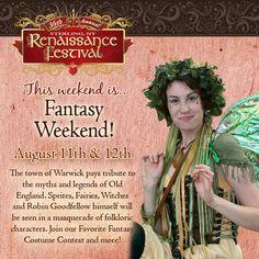 Sterling Renaissance Festival