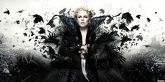 Crows - textures Snow White & The Huntsman - snow-white-and-the ...