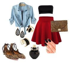 """Leo"" by brtnynchl on Polyvore"