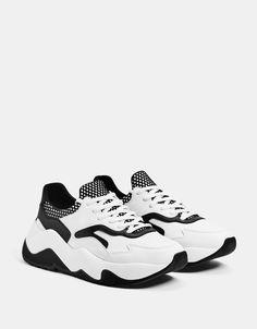 new styles 9ec24 6fa6a Sneakers - Schuhe - KOLLEKTION - DAMEN - Bershka Germany