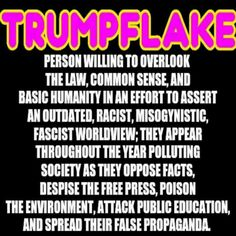 TRUMPFLAKE..(nicer name then what we usually call them:)