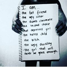 One of those days.... Feeling like the fat, ugly, psychotic, girl who was and is never good enough!! Borderline personality disorder and body dysmorphia kicking my arse!!! #bpd #bpdproblems #mentalhealth #personalitydisorder #emotions #badday #bdd #mhaw #mhaw2017 #hatemyself #hatethisillness