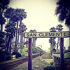 Good morning San Clemente. San Clemente Pier in Orange County, CA