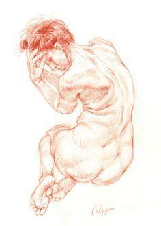 Glenn Vilppu drawings - Google Search