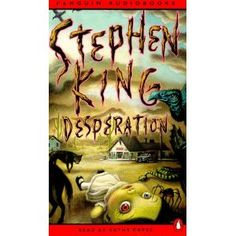 Desperation by Stephen King #books #reading