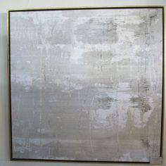White on White II Artwork Framed John Beard Collection- Clayton Gray Home