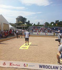 """Jeux Mondiaux 2017 à Wroclaw (Pologne), samedi """"Riton"""" attaque le tir de précision"""
