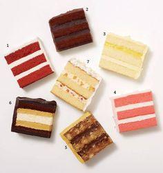 Next Great Baker Marissa Lopez's Top 7 Wedding Cake Flavors : Brides